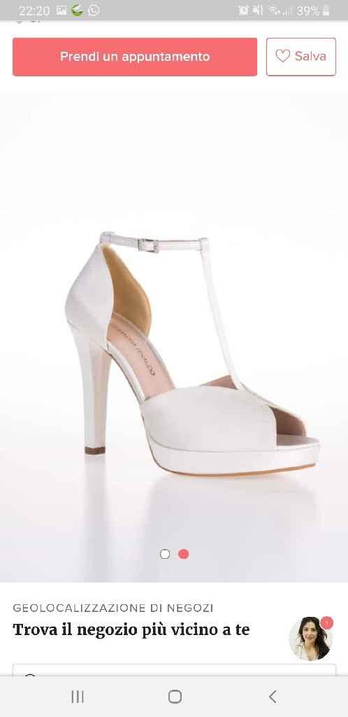 Cerco queste scarpe! - 1