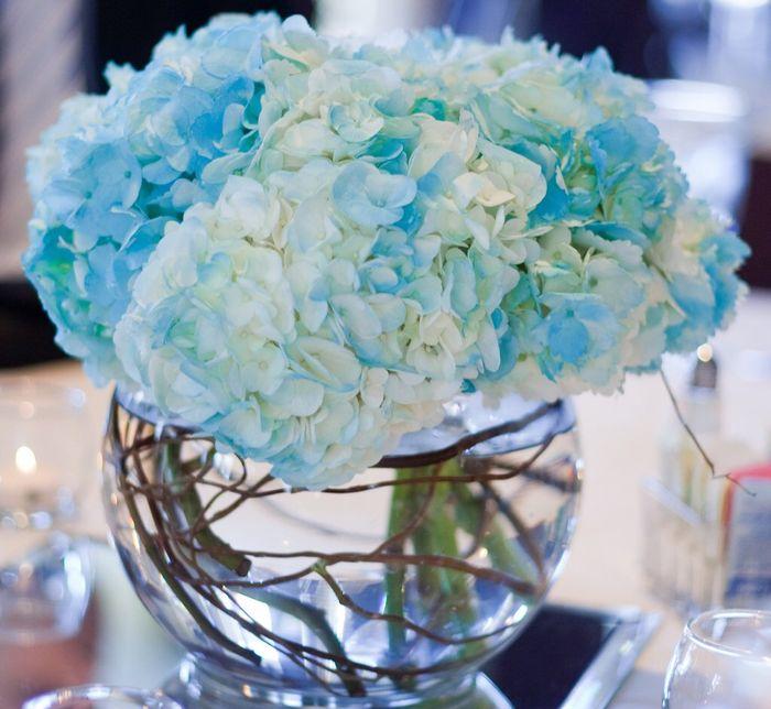 Allestimento Matrimonio Azzurro : Che fiori e colori avete scelto sposine di settembre