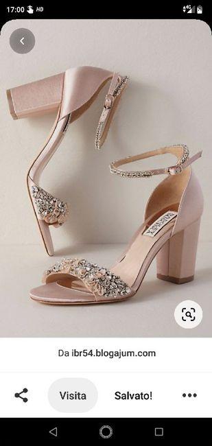 Aiuto ricerca scarpe 1