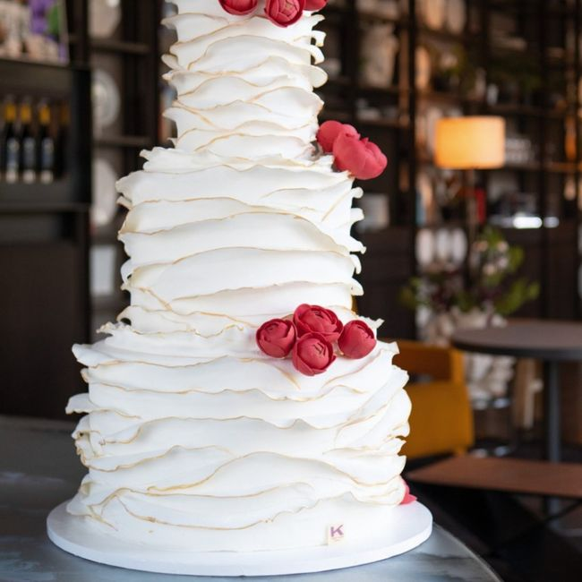 Torta nuziale🎂 5