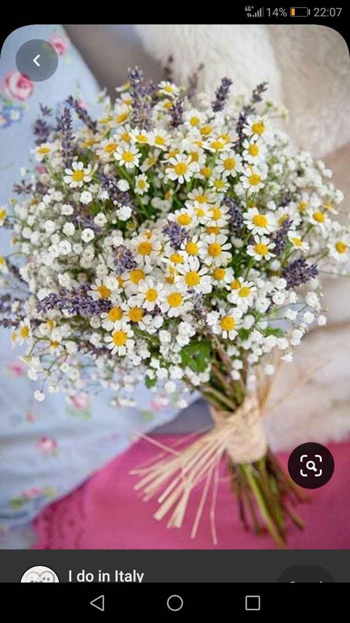 Fiori bouquet settembre ottobre - 3