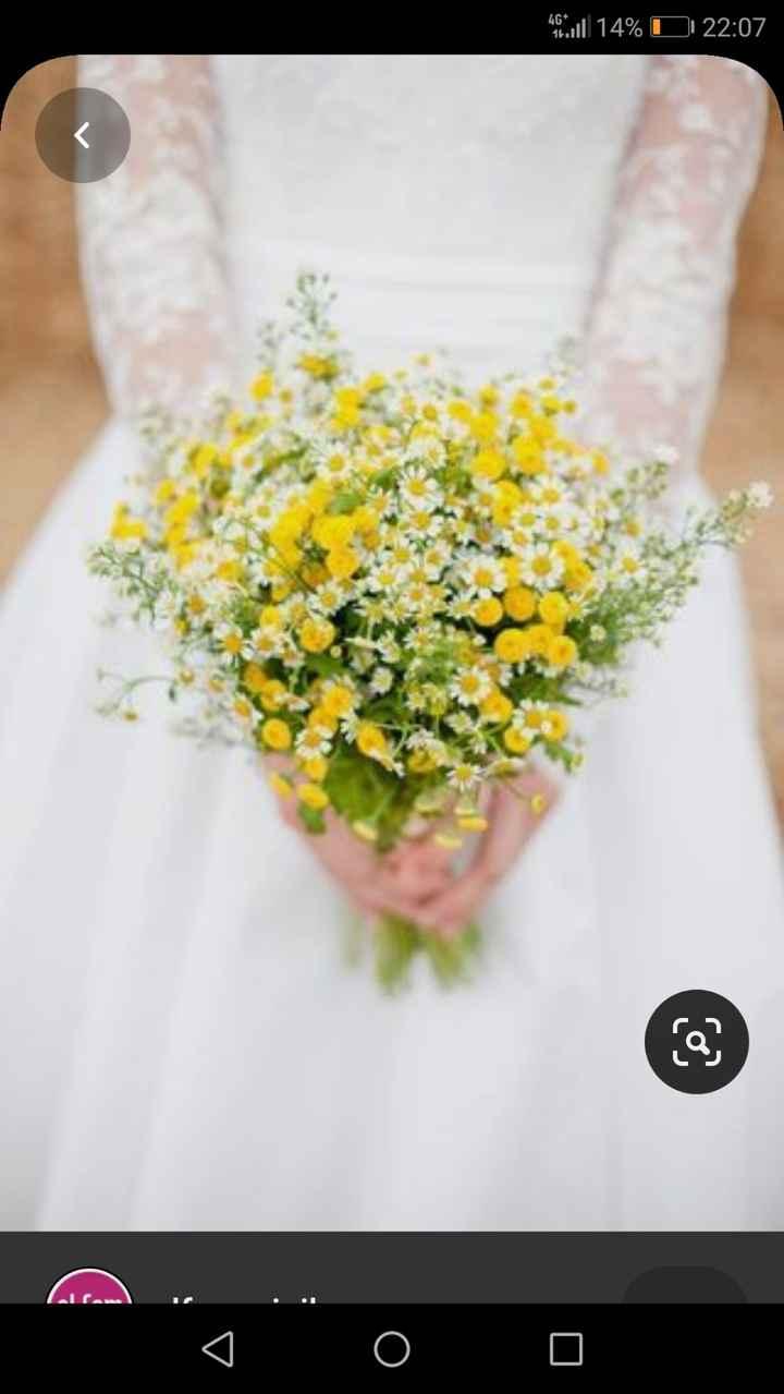 Fiori bouquet settembre ottobre - 4