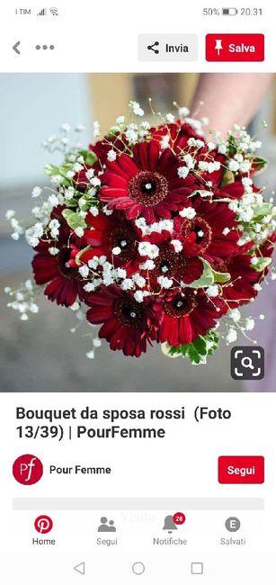 Bouquet colorato o no?? 4