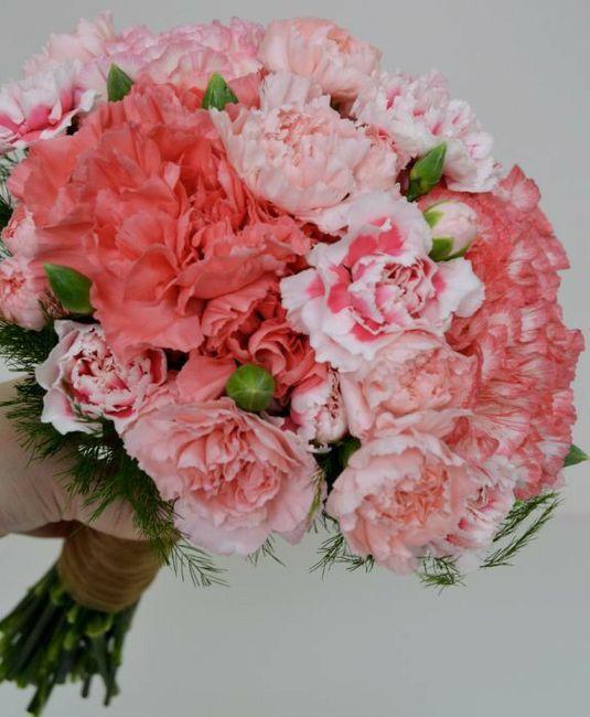 Garofani: fiori da matrimonio o da cimitero? 8