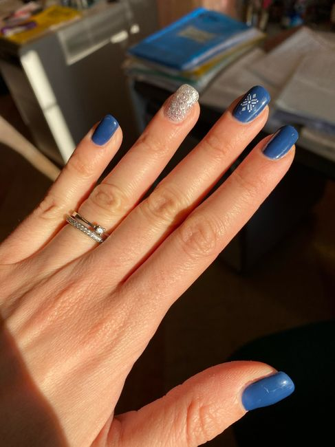 Il mio anello di fidanzamento 5
