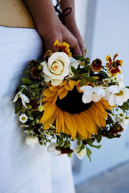 Matrimonio Tema Girasole : Matrimonio con tema girasole organizzazione