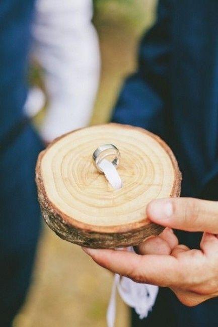 Idea portafedi di legno