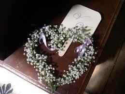portafedi con fiori