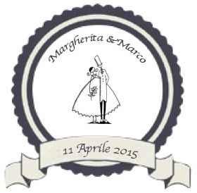 il logo degli sposi :)