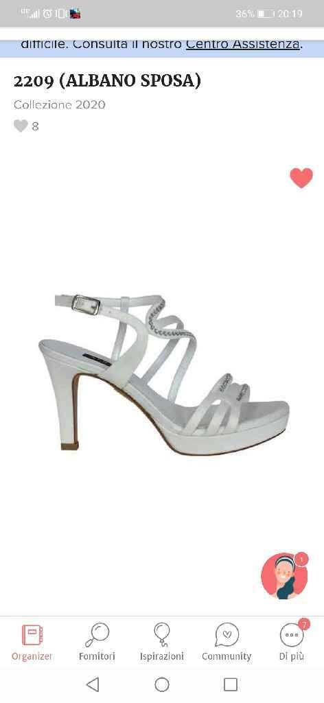 Matrimonio 30 aprile... Che scarpe mi consigliate? Foto delle vostre? - 1