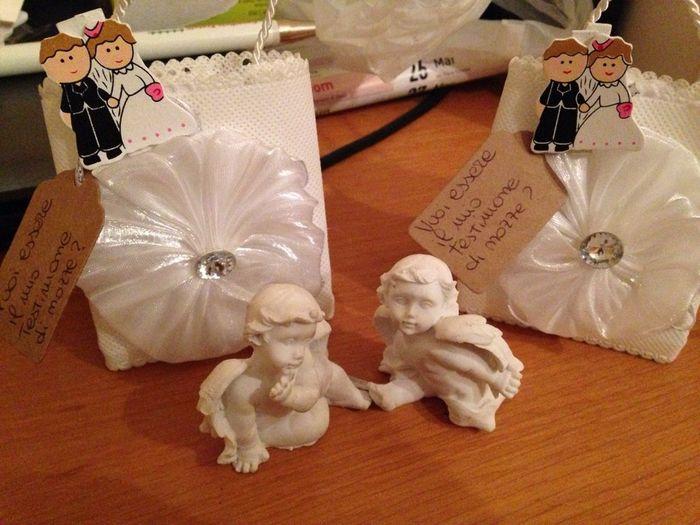 Idee di come dirlo ai testimoni di nozze prima delle - Idee bomboniere testimoni di nozze ...