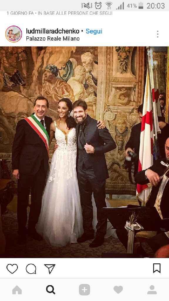 Matrimonio Juliana Moreira e Edoardo Stoppa - 1