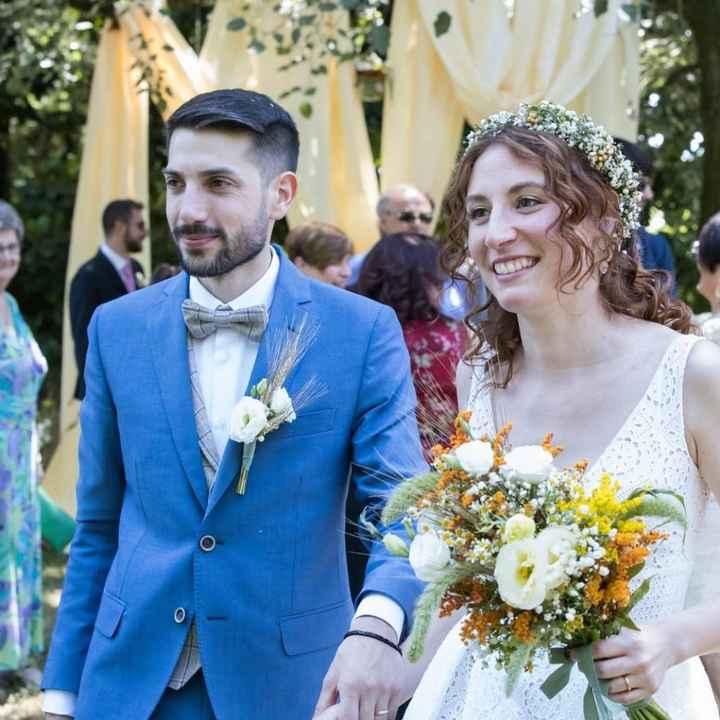 Vestito da sposo non da cerimonia - 1
