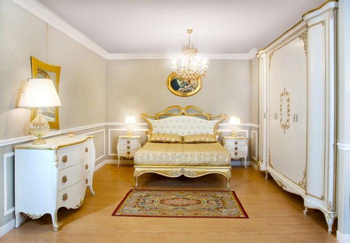 camera da letto elegante - Foto Vivere Insieme