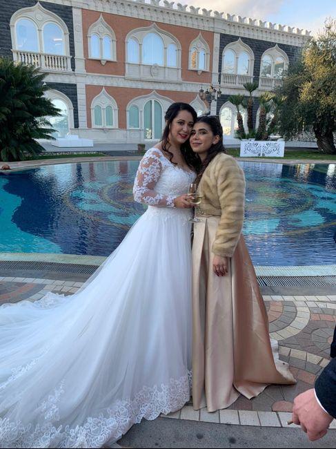 Outfit sorella della sposa 5