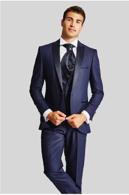 Look sposo: l'abito 5