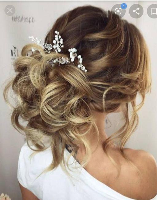 Come porterai i capelli il giorno delle nozze? - 4