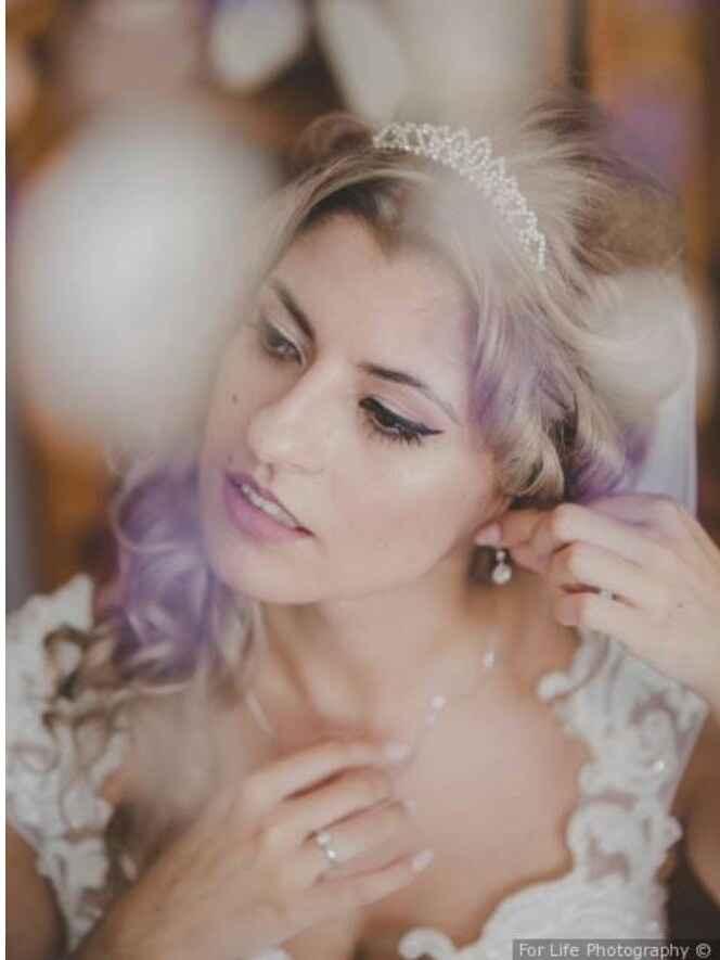 Destination wedding: il trucco e l'acconciatura - 1