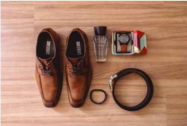 Destination wedding: accessori sposo - 1
