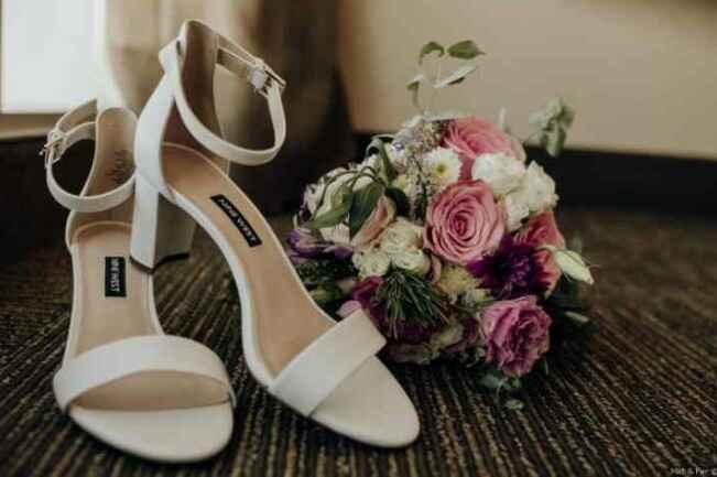 Destination wedding: le scarpe della sposa - 2