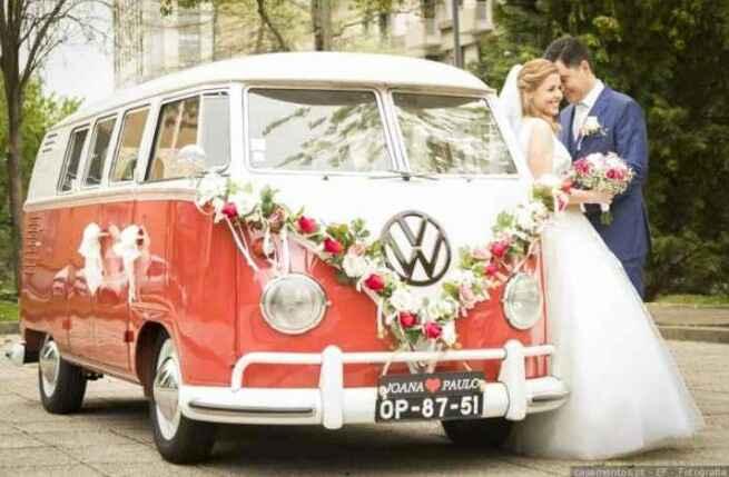 Destination wedding: l'auto - 2