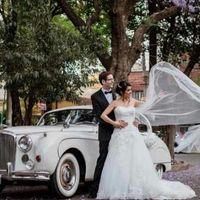 Destination wedding: l'auto - 1