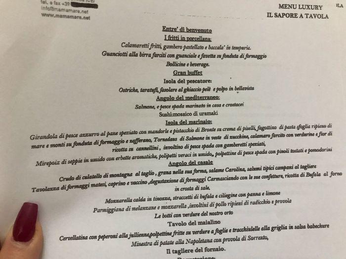 Spose 2020, Campania - 1