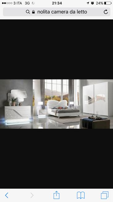Camera da letto Rtl nolita - 1
