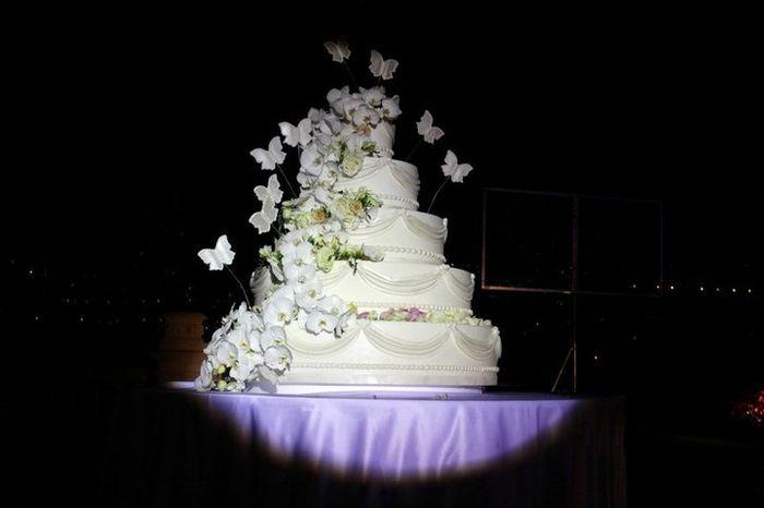 Matrimonio Tema Mare Enzo Miccio : Torta nuziale ricevimento di nozze forum matrimonio
