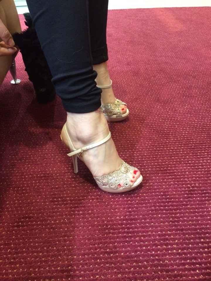Quale scarpe da sposa avete scelto??? - 1