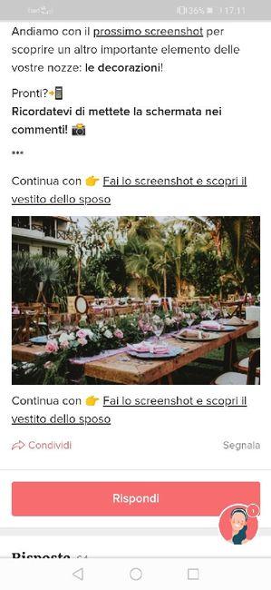 Fai lo screenshot e scopri le tue decorazioni 26