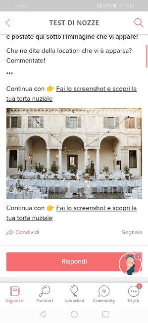 Fai lo screenshot e scopri la tua location 25
