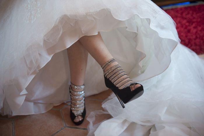 Colore scarpe da sposa 6