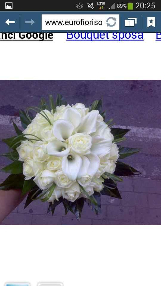 Che ne dite di questo bouquet? - 1