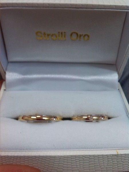 informazioni per 1262d 13b01 Fedi Stroili Oro - Moda nozze - Forum Matrimonio.com