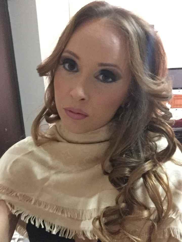 Help trucco..una brava make up artist - 1