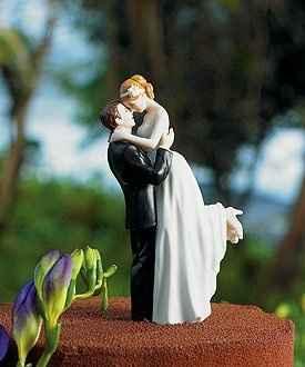 sposi per torta romantici !!!!