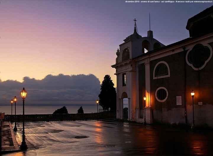 Chiesa eremo di sant'anna aci catena - 1