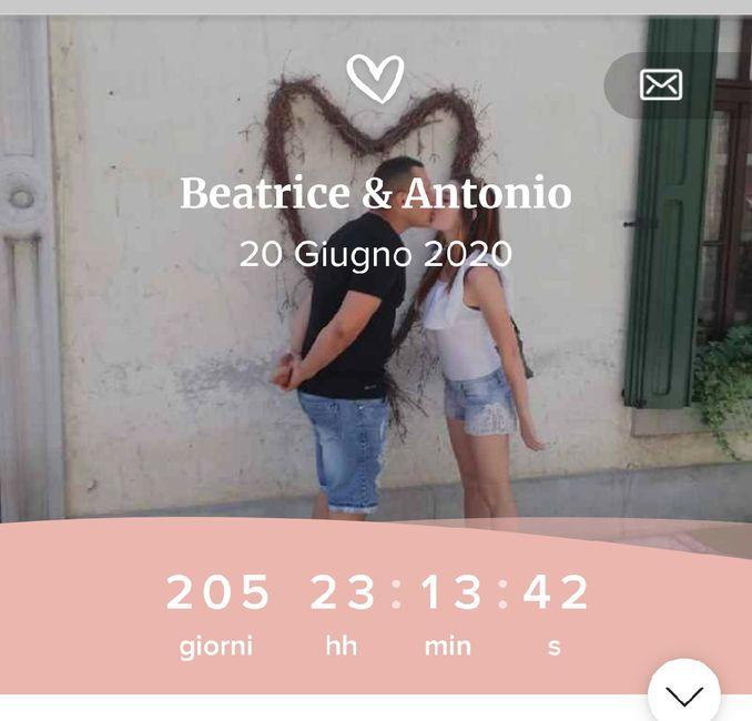Condividete lo screenshot del vostro countdown! 22