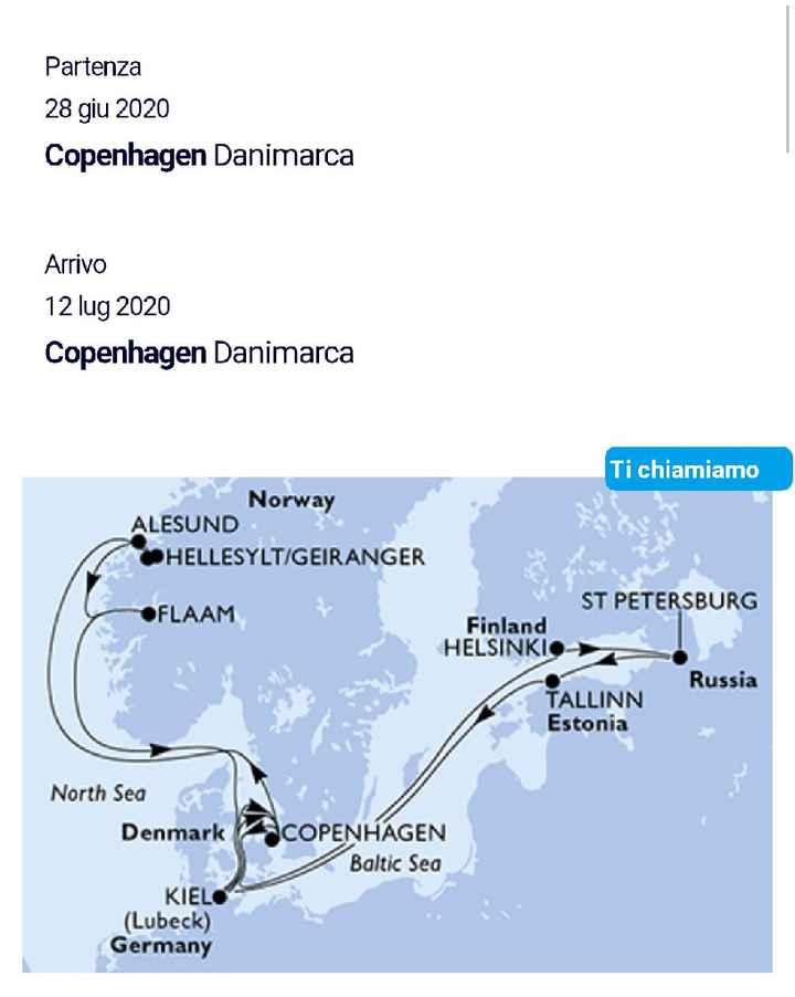 viaggio di nozze nord europa - 1