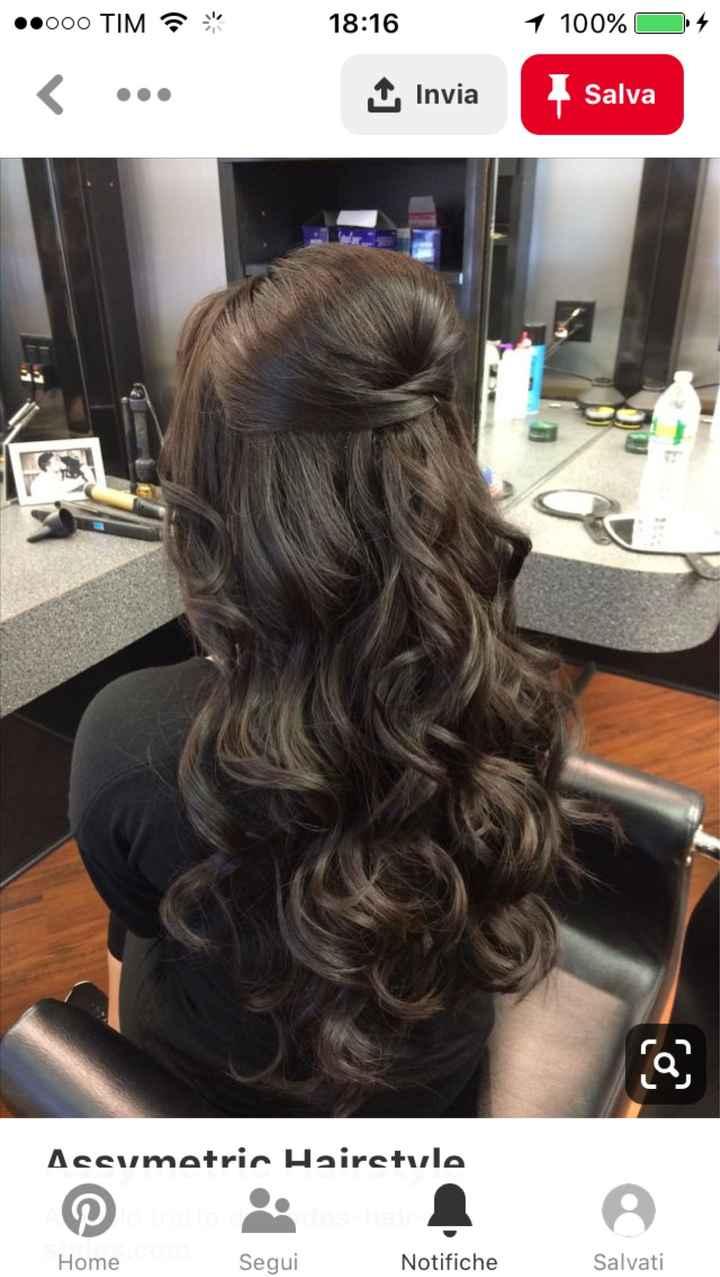 Spose more con capelli lunghi - 1