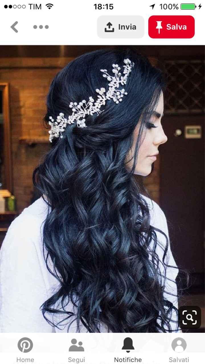 Spose more con capelli lunghi - 2