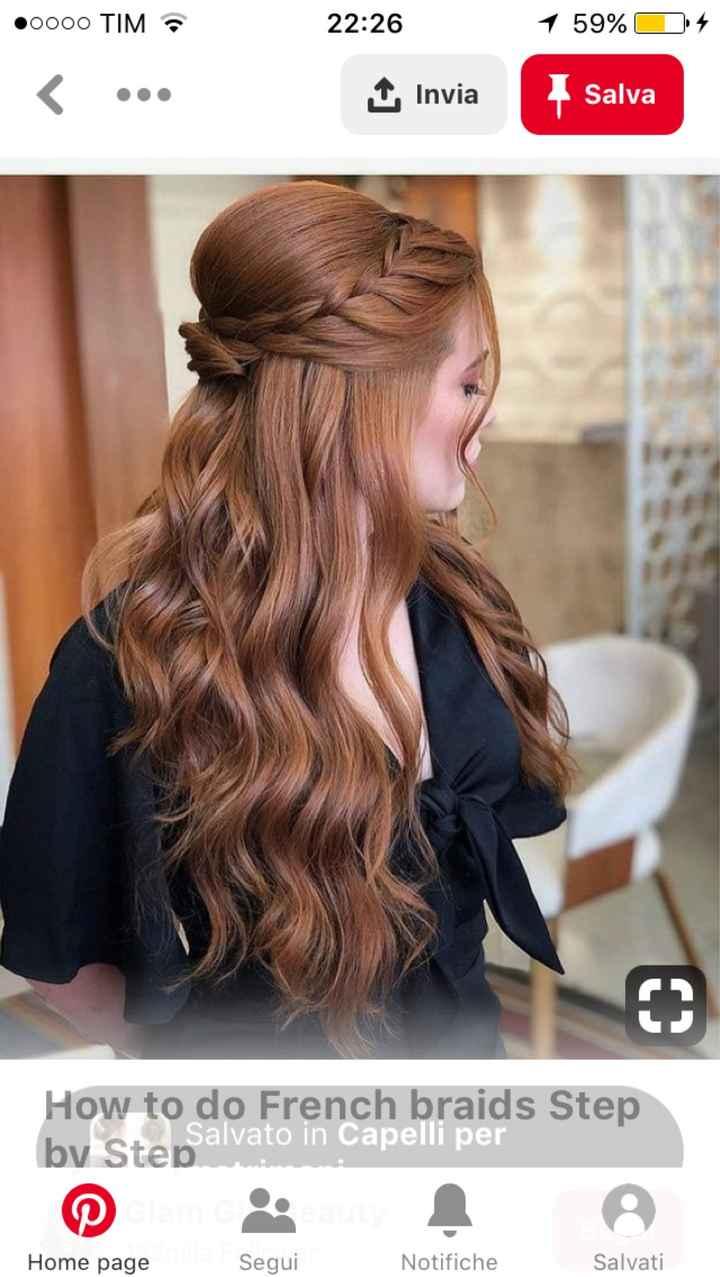 Spose more con capelli lunghi - 3