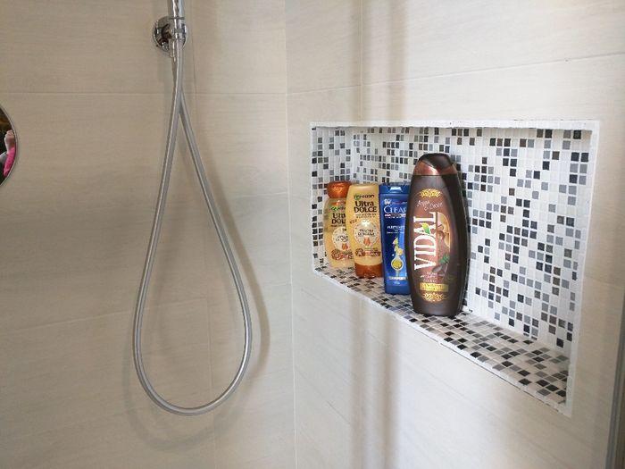 Nicchia nella doccia vivere insieme forum - Miele arredo bagno salerno ...