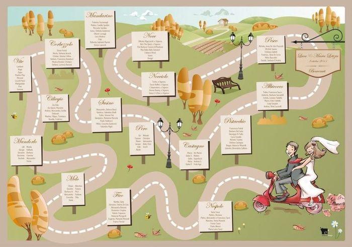 Matrimonio Tema Vespa : Matrimonio tema vespa aiutatemi a trovare idee