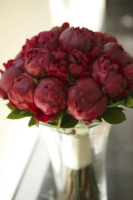Color Marsala e fiori 3