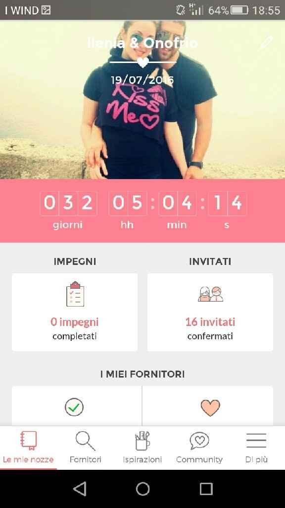 Il countdown di matrimonio.com: quanti giorni mancano? - 1