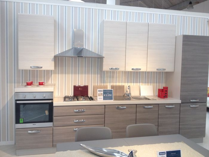 Cucina In Rovere Sbiancato. Good Cucina Rovere Sbiancato With Cucina ...