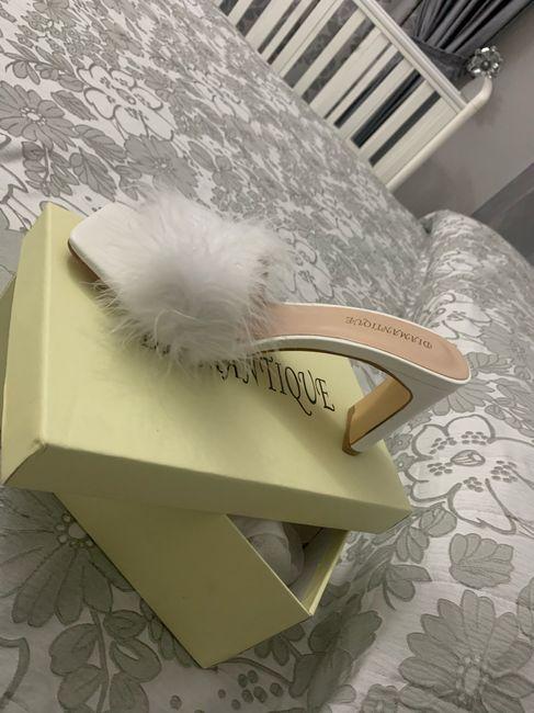 Pantofole sposa 1