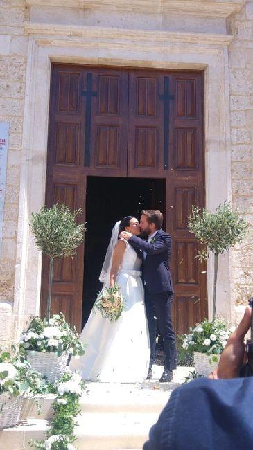 27 luglio 2018... Finalmente sposi! - 2
